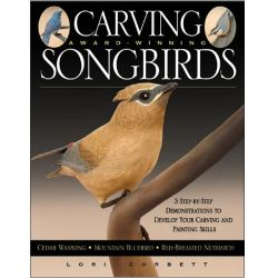 Carving Award-winning Songbirds