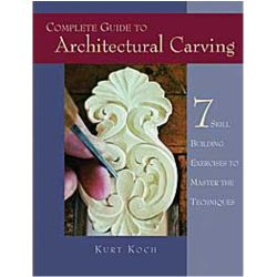 Complete Guide to Architectural Carving