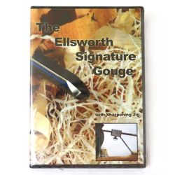 光碟-特製碗型車刀 The Ellswroth Signature Gouge DVD