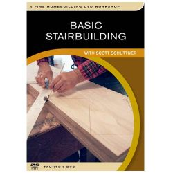 Basic Stairbuilding DVD