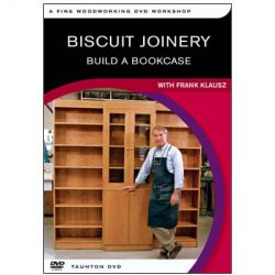 Biscuit Joinery DVD