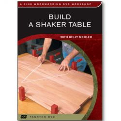 Build A Shaker Table DVD
