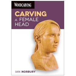 Carving A Female Head DVD