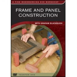 Frame & Panel Construction DVD