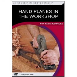 Hand Planes in the Workshop DVD
