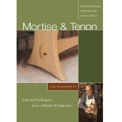 Mortise & Tenon DVD Tools and Techniques from a Master Woodworker