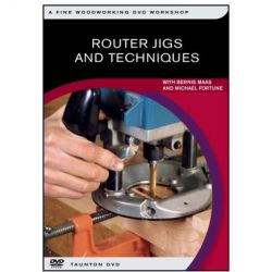 Router Jigs and Techniques DVD