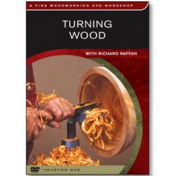 Turning Wood DVD