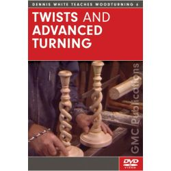 Twists and Advanced Turning DVD