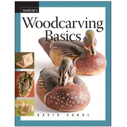 Woodcarving Basics DVD