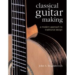 Classical Guitar Making
