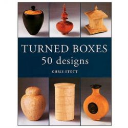 Turned Boxes:50 designs