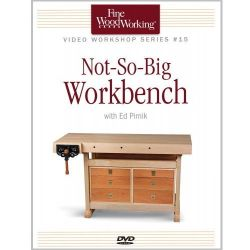 Not-So-Big Workbench with Ed Pirnik
