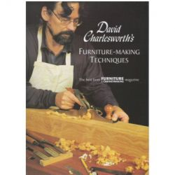 David Charlesworths Furniture Making Technique VOL#1
