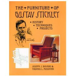 The Furniture of Gustav Stickley