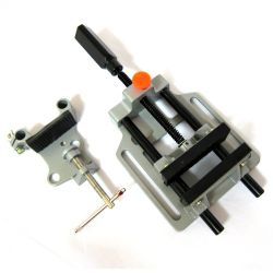 Aluminum Quick Vise with Clamp