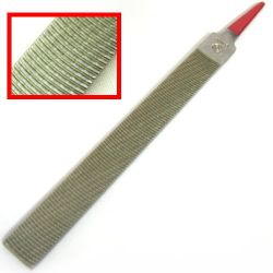 20cm CP Flat Carving File - Fine Cut