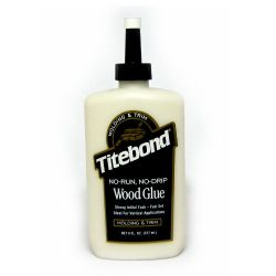 8oz Titebond No-run No Drip Glue