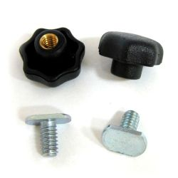 Mini T Screw with knob set