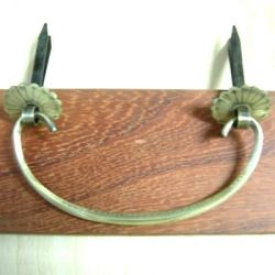 115mm Brass Japanese Style Pull
