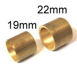 Brass Ring -19mm