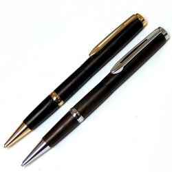 7mm Hollow Clip Pen Kit