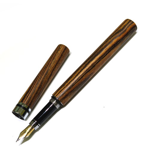 10mm Classic Closed End Fountain Pen