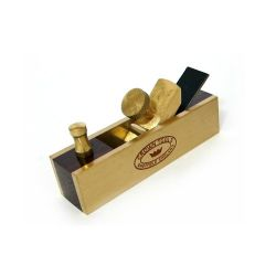 Crown Mini Brass Plane