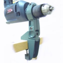 Power Drill Tabletop Clamp