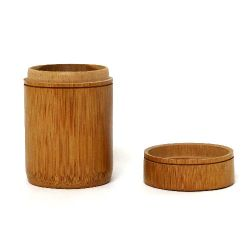 Bamboo Oil Dispenser Box