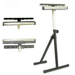 Fold Flat Roller Stand & Ball Attachment