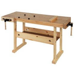 Small Woodworking Bench